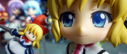 Nendoroid Alice Margatroid