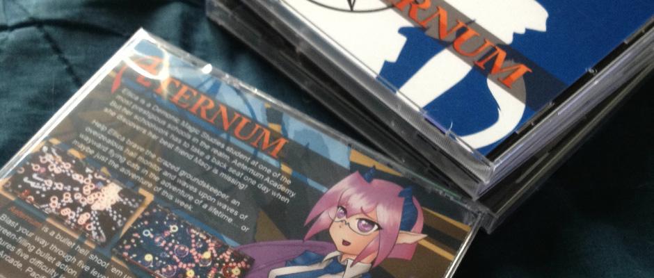 Aeternum CDs
